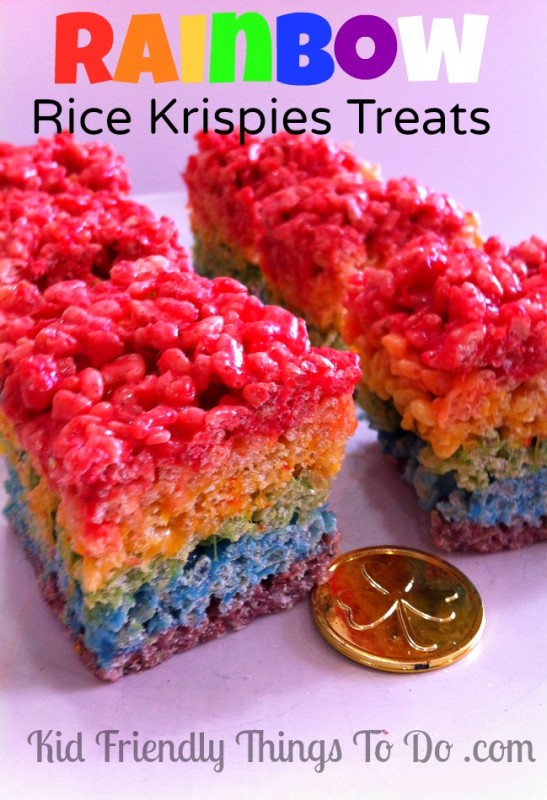 rainbow-rice-krispies-treats-display