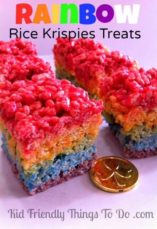 rainbow-rice-krispies-treats-display