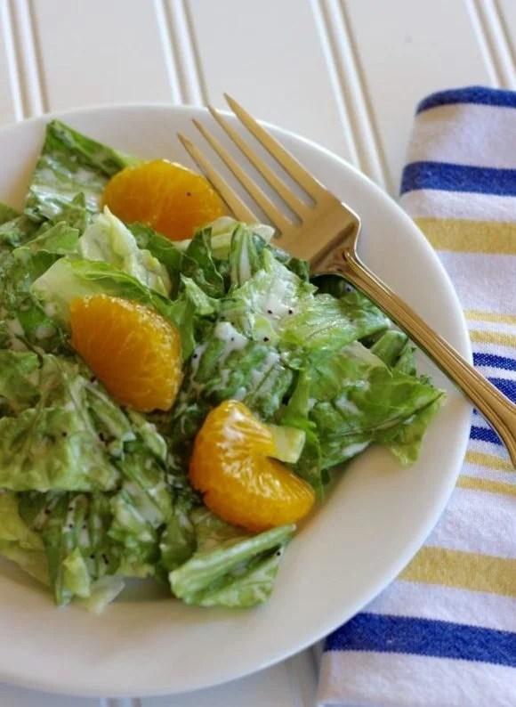 Easy Three Ingredient Salad – Child Friendly