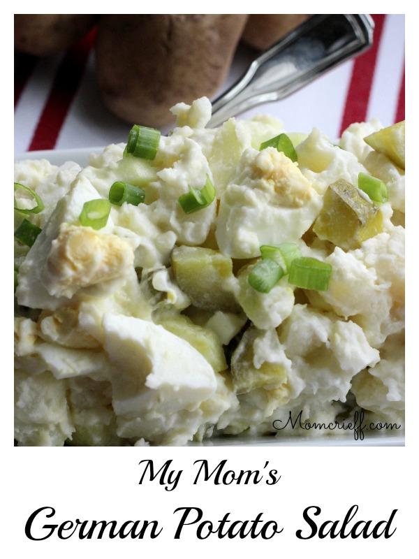 My Mom's German Potato Salad