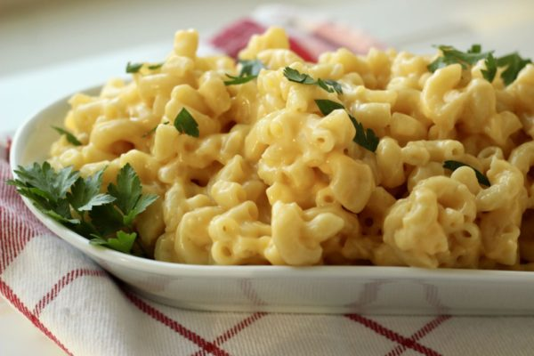 Easy Macaroni and Cheese (scratch) recipe.