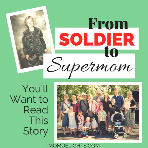 From Soldier to Supermom