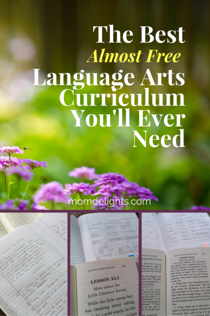 The Best Almost Free Language Arts Curriculum You'll Ever Need