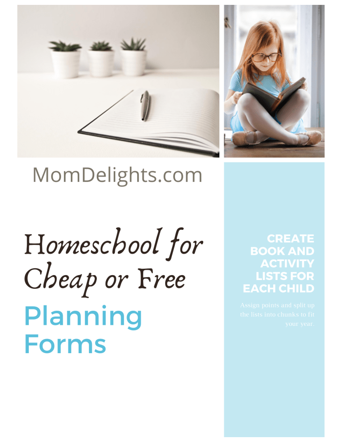 Homeschool for cheap or free mega post with loads of links and printables