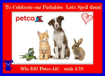 pet co gift card giveaway