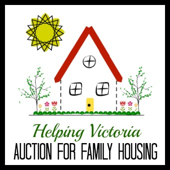 Helping Victoria, an auction to help support their efforts to find housing