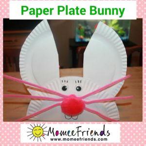 plate bunny