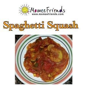 spaghetti squash image