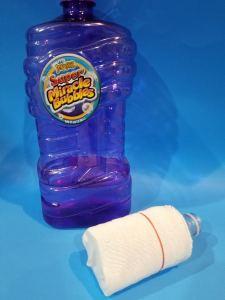 bubble todler bottle