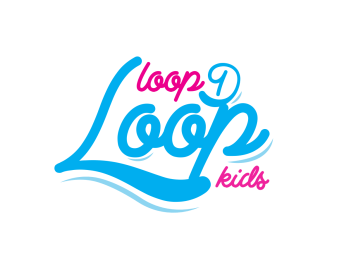 loop d loop kids logo