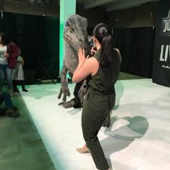 Jurassic World live blue 5