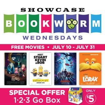 showcase book worm wednesdays