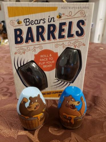 bears in barrels 1