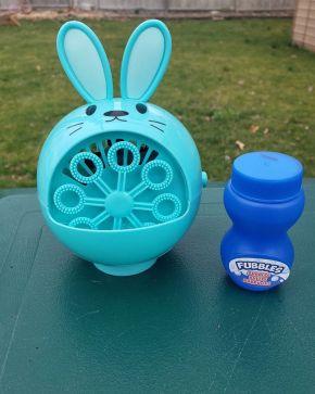 bunny blower 1