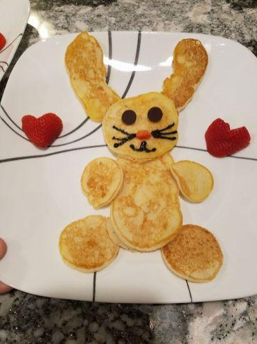 bunny pancakes 2