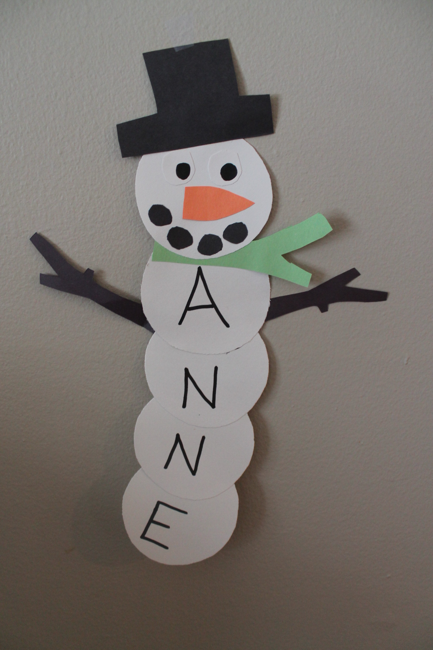 Winter Fun Crafts