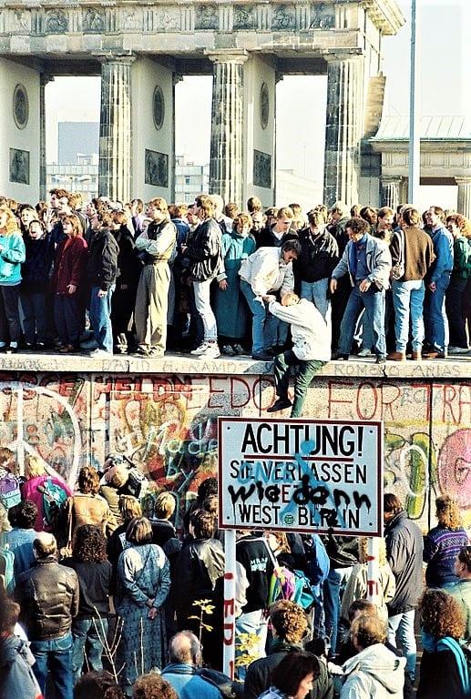 Berlin Wall!!!! Piece of history.