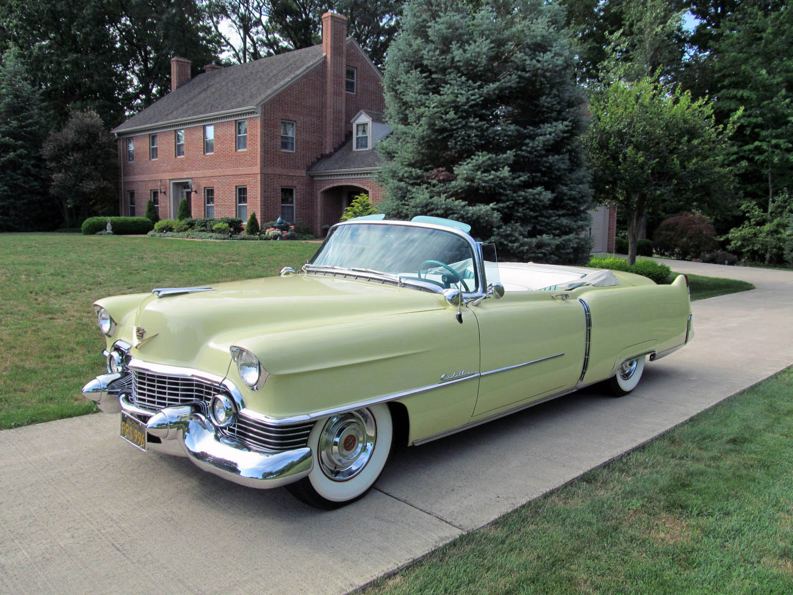 1954 Cadillac Series 62   Information and photos   MOMENTcar 1954 Series 62  1 1954 Series 62  1