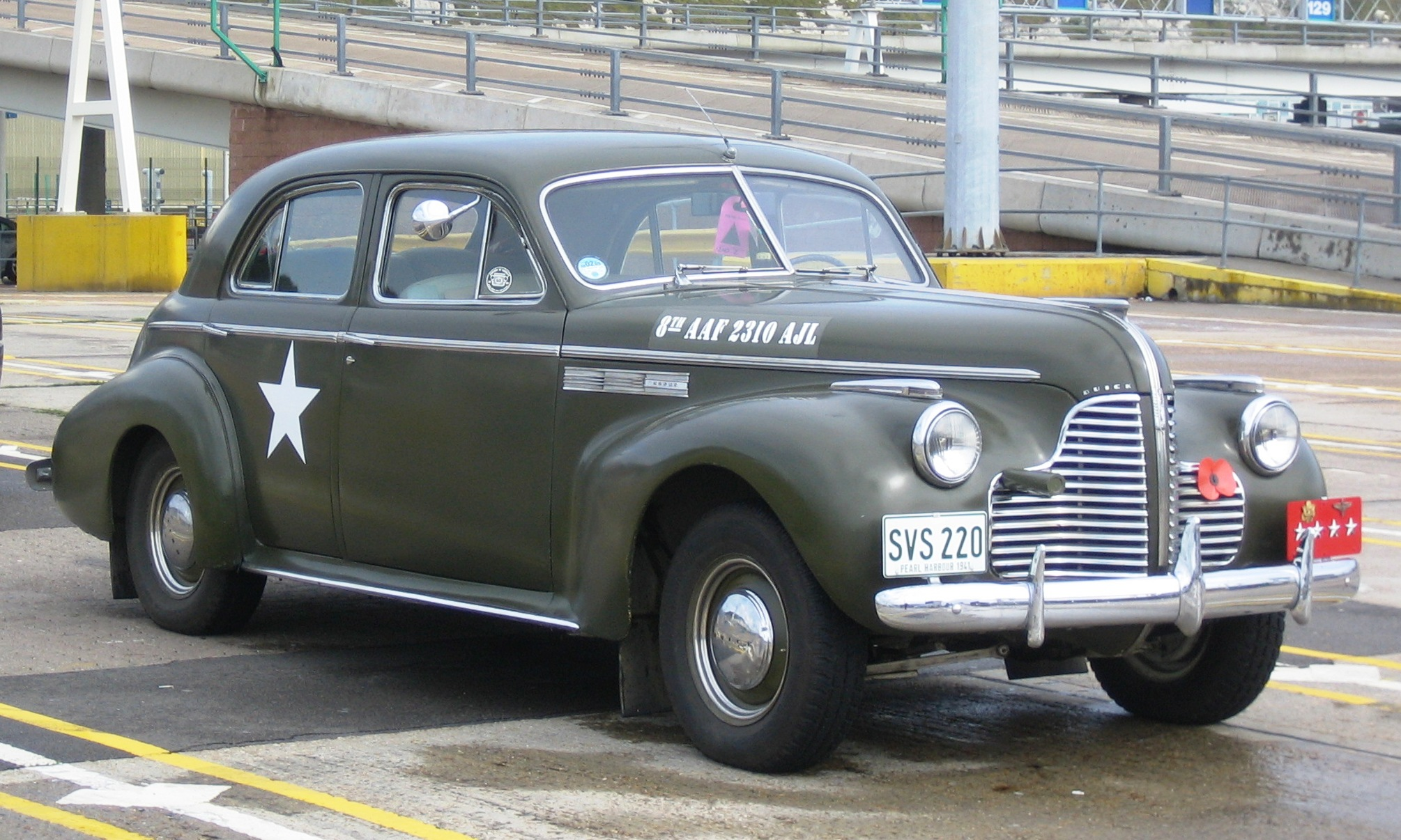 1950 Oldsmobile 2 Door 8