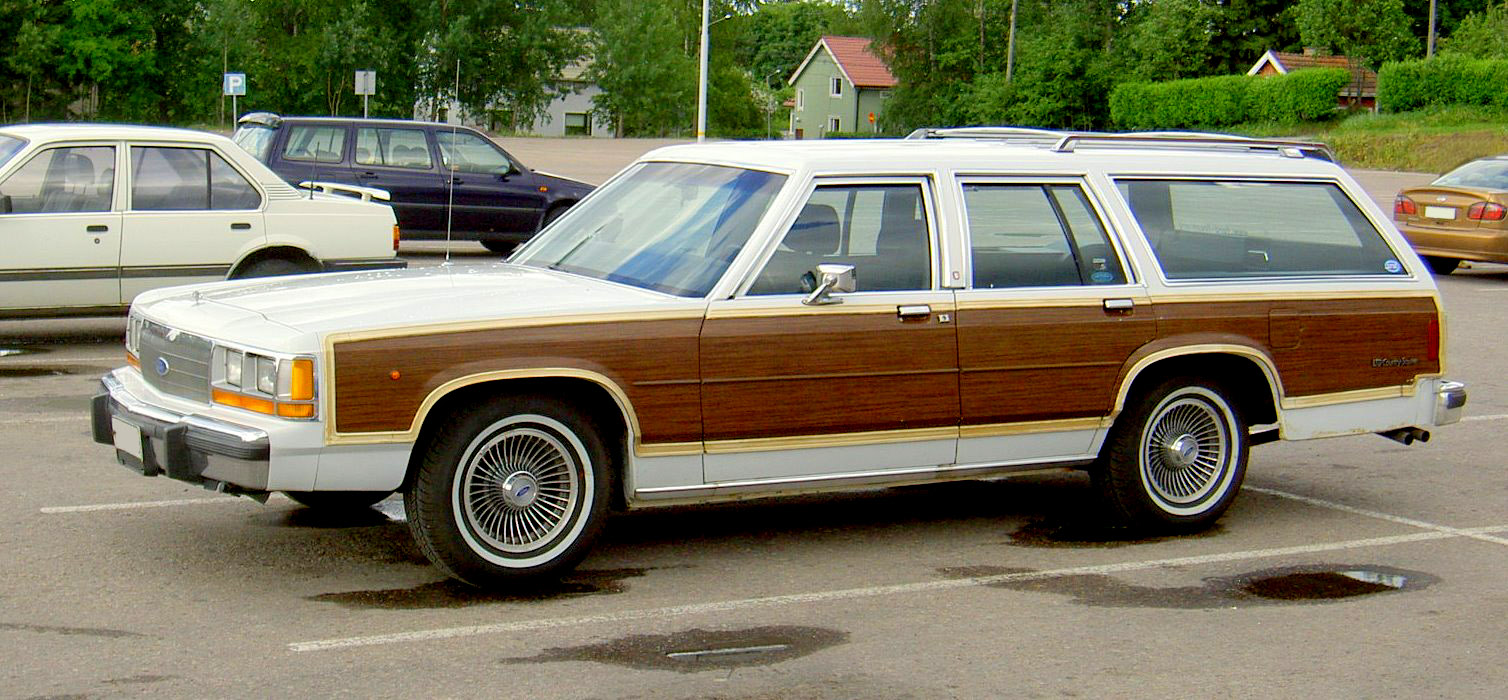 Ford Galaxie Ltd Custom 1972
