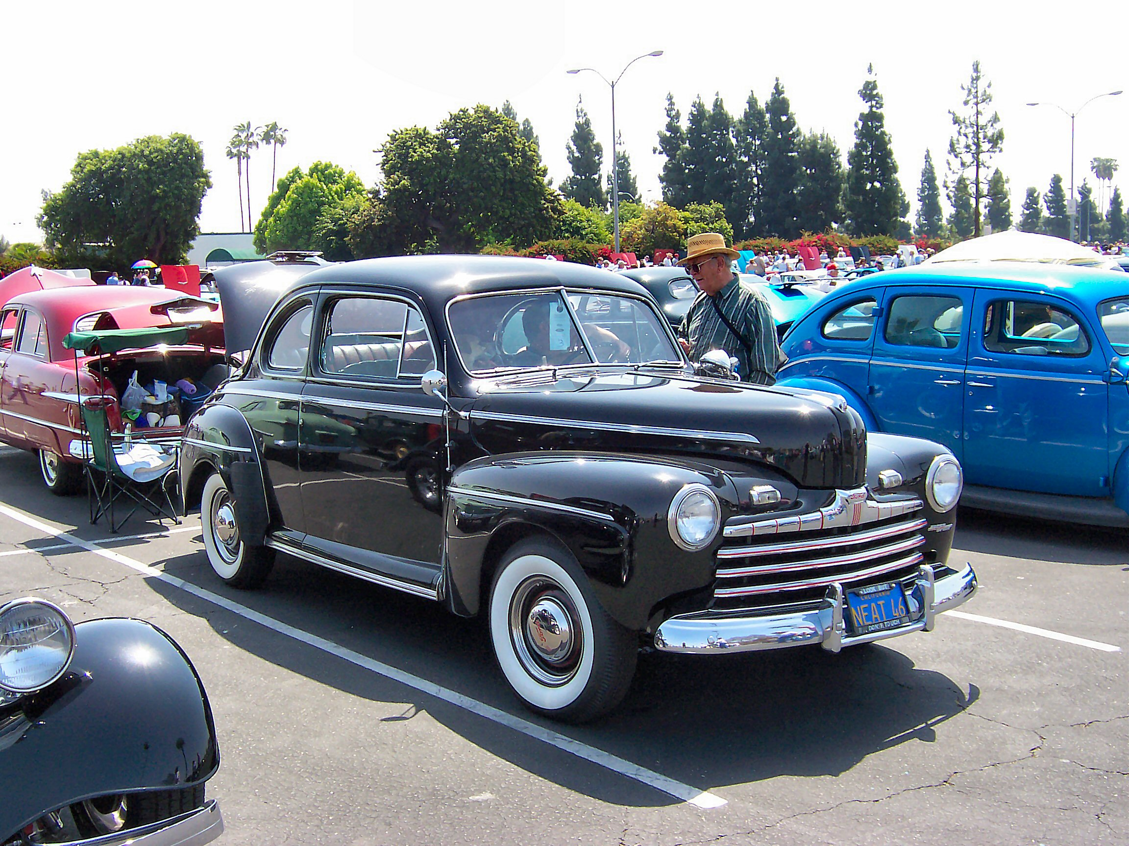 1941 Plymouth Deluxe 2 Door