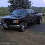 Horsesean 1997 Gmc 3500 Diesel