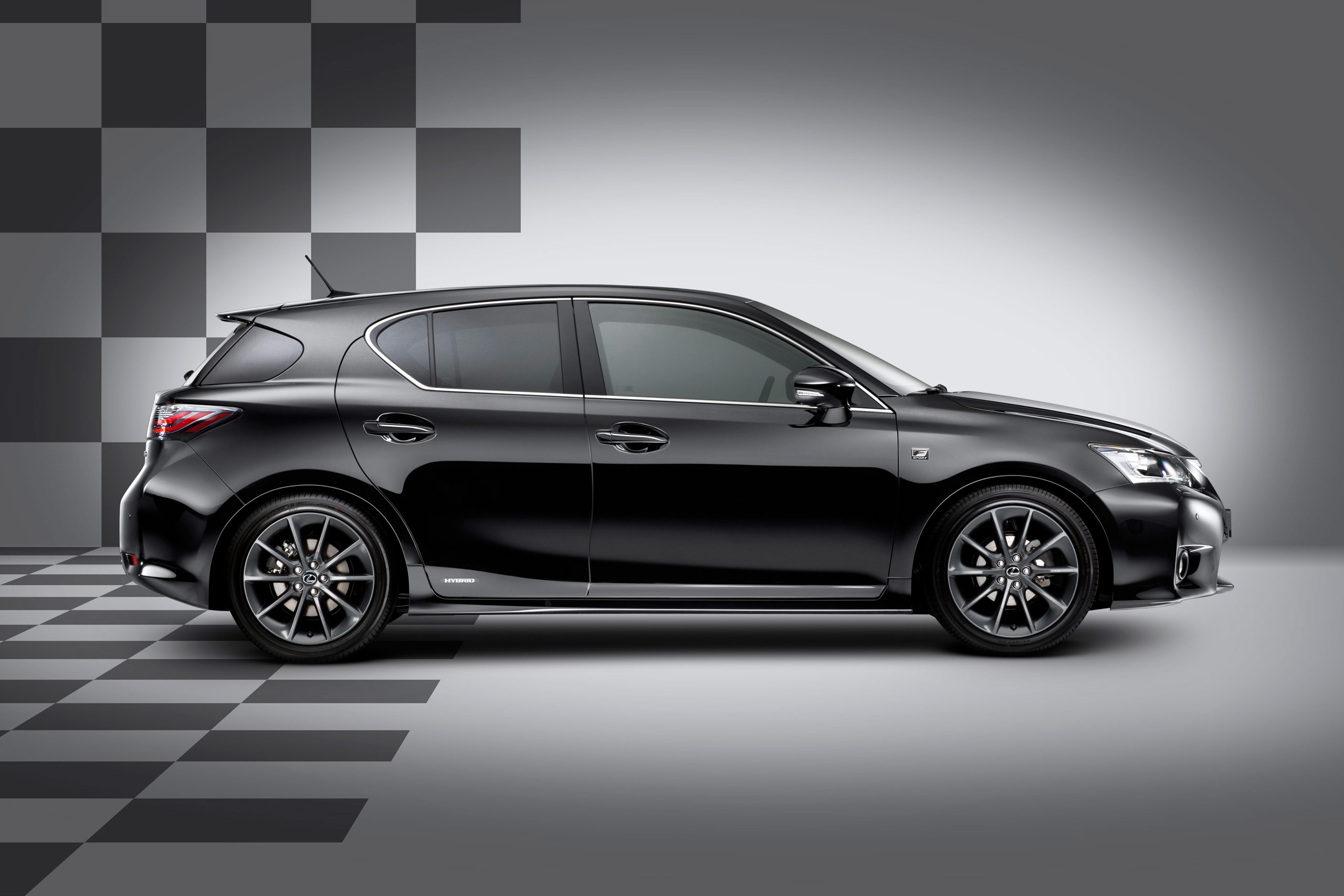 2012 Lexus CT 200h Information and photos MOMENTcar