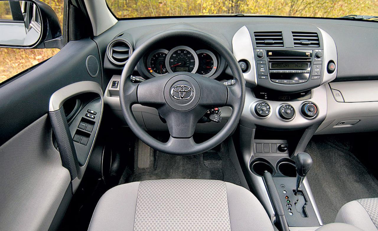 2008 Toyota RAV4 Information And Photos MOMENTcar