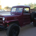 Willys Pickup 413px Image 12