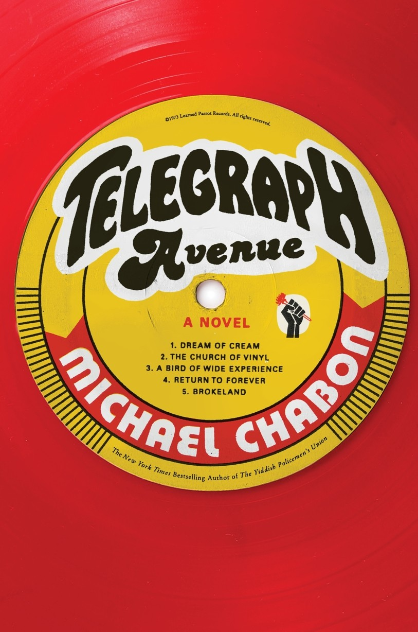 Telegraph Avenue by Michael Chabon cover