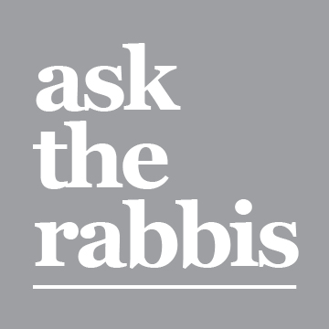 Ask the Rabbis