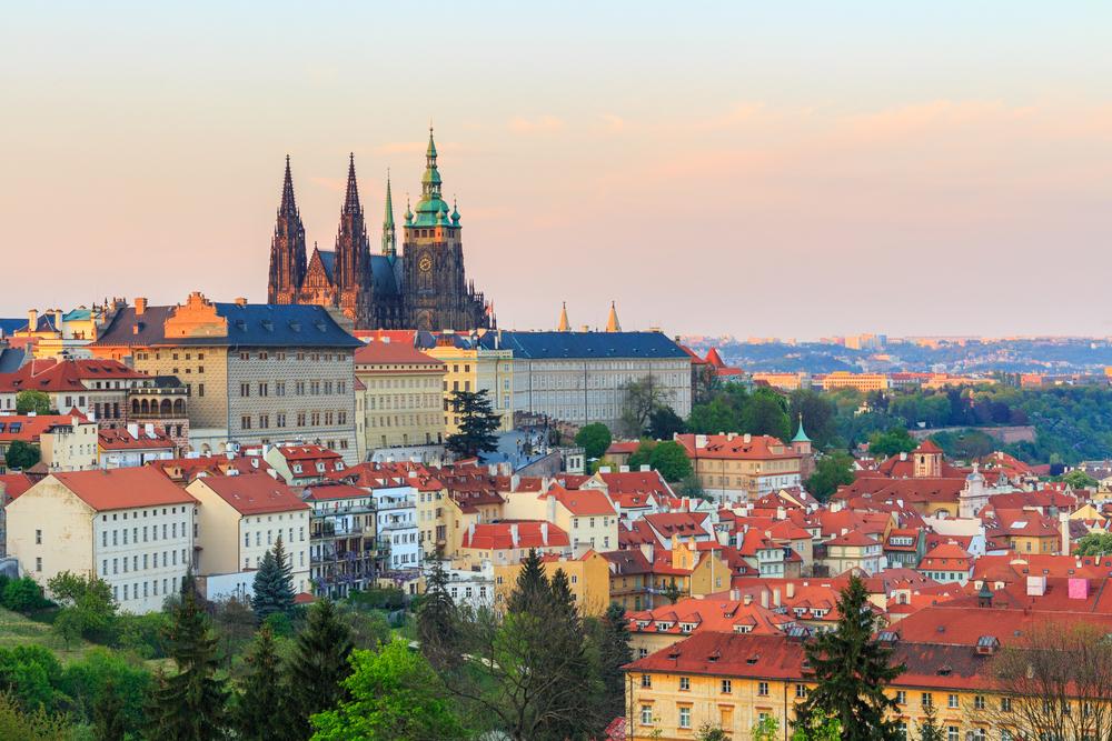 Czech Republic landscape