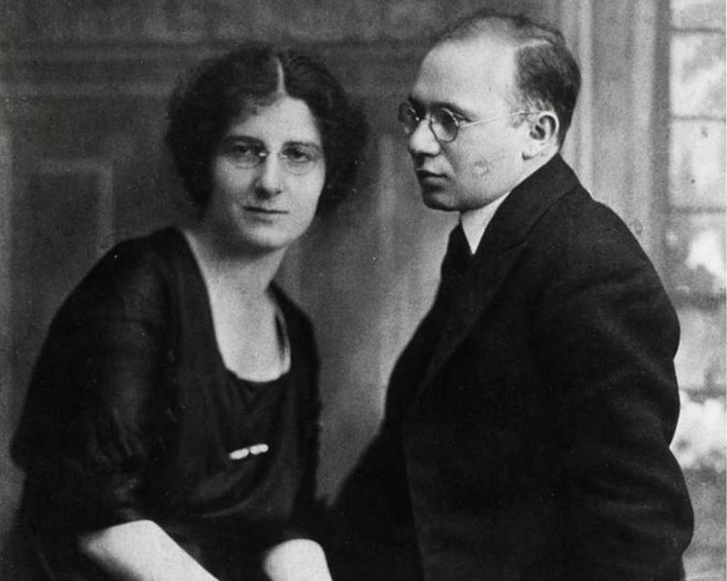 golda meir and husband
