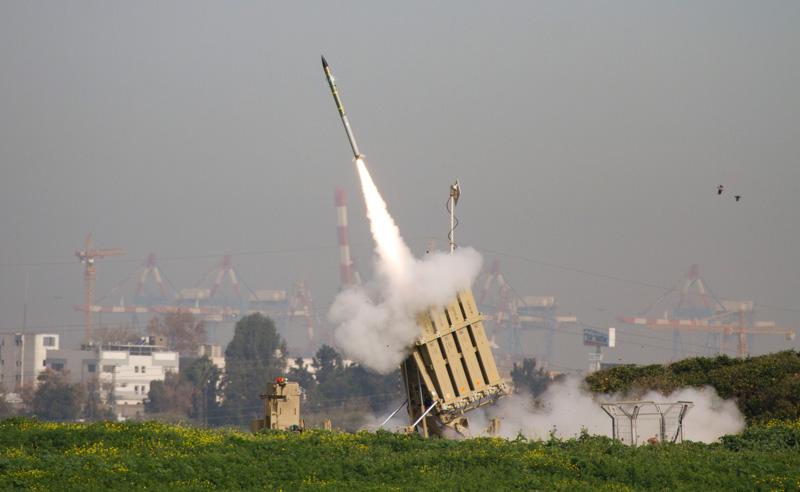 Tamir interceptor
