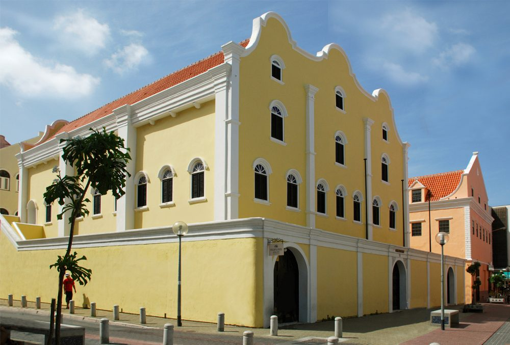 Curacao, the Island That Brought Jews to the Americas
