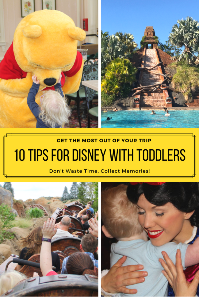 Ten Tips for Disney with Toddlers