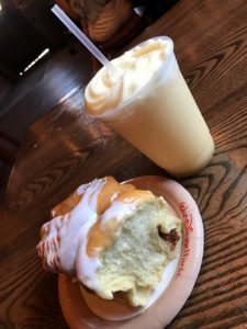 Cinnamon Roll Gaston's Tavern