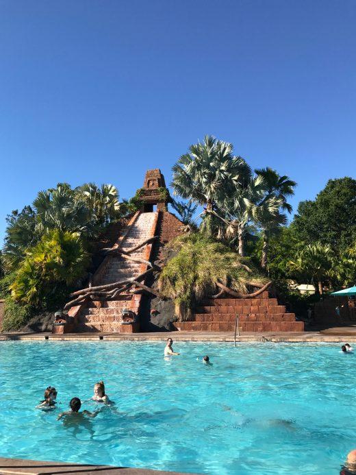 Pool at Coronado Springs Resort