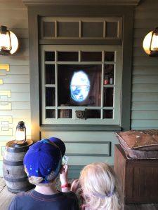 Mystic Portal in Frontierland