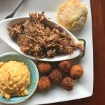 BBQ at Page's Okra Grill