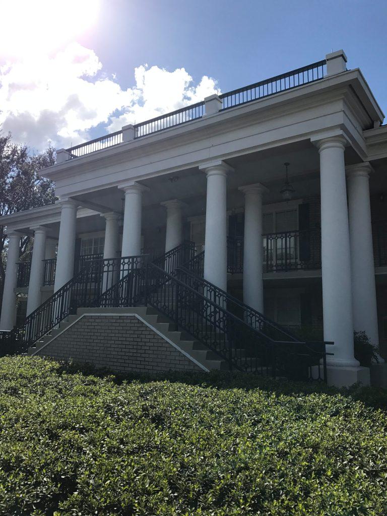 Port Orleans Mansions