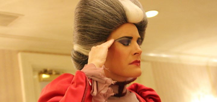 Lady Tremaine at 1900 park fare