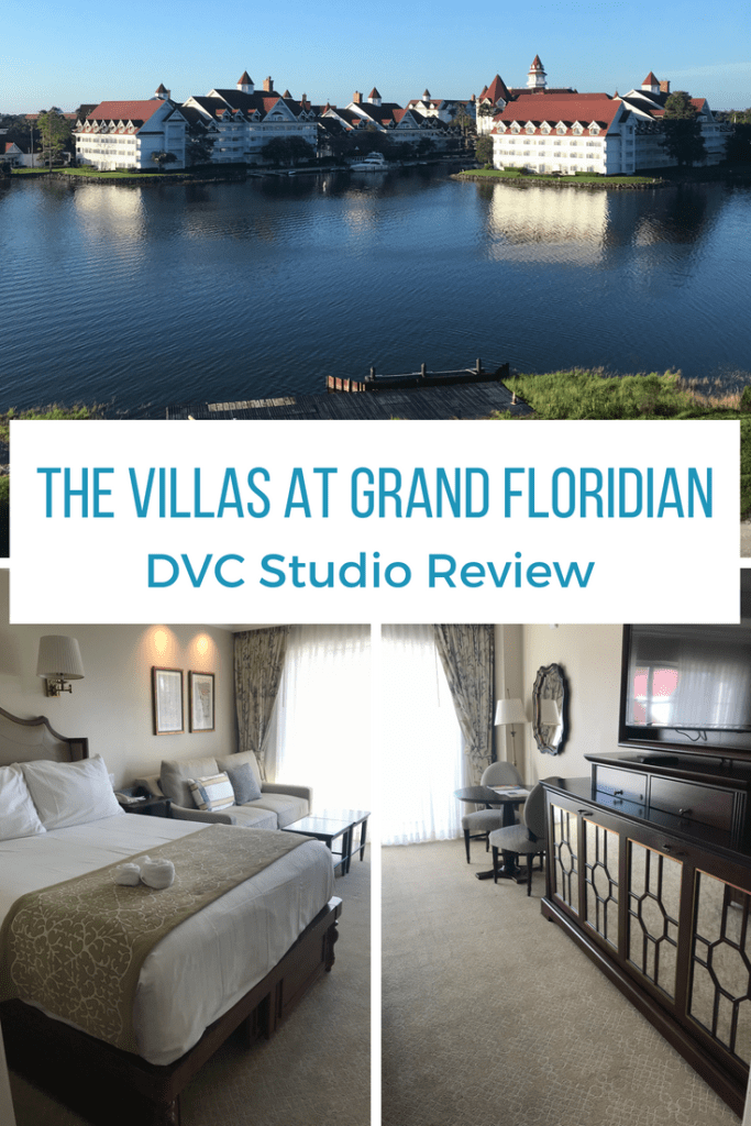 DVC Studio Review Grand Floridian