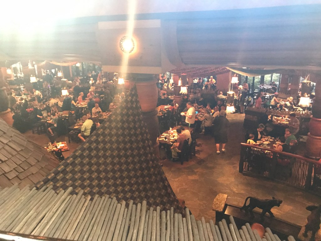 Boma at Animal Kingdom Lodge - One of the Best Buffets at Disney World