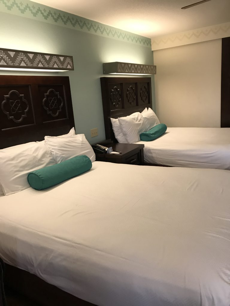 Disney's Coronado Springs Resort Rooms