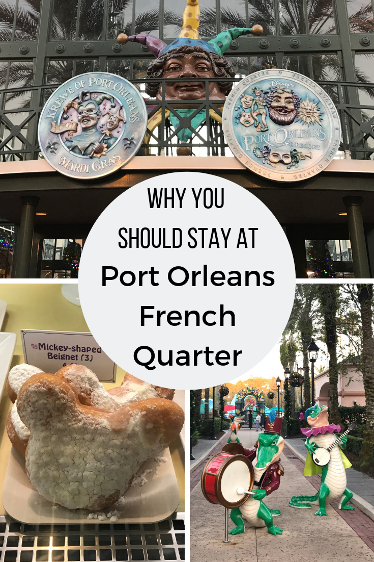 Discover the secrets of Port Orleans French Quarter in this all-inclusive Port Orleans French Quarter review. Find out if it's right for your next stay! #portorleansfrenchquarter #disneyworldresorts #portorleans #wdwresorts