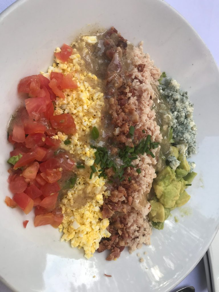 Hollywood Brown Derby Cobb Salad