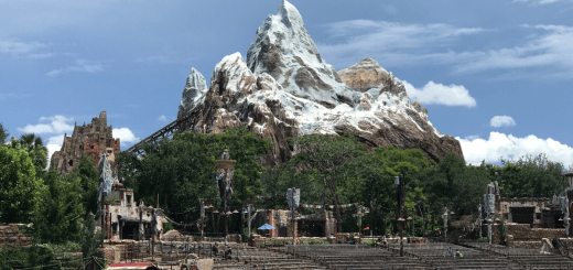 FastPass tiers explained - Expedition Everest