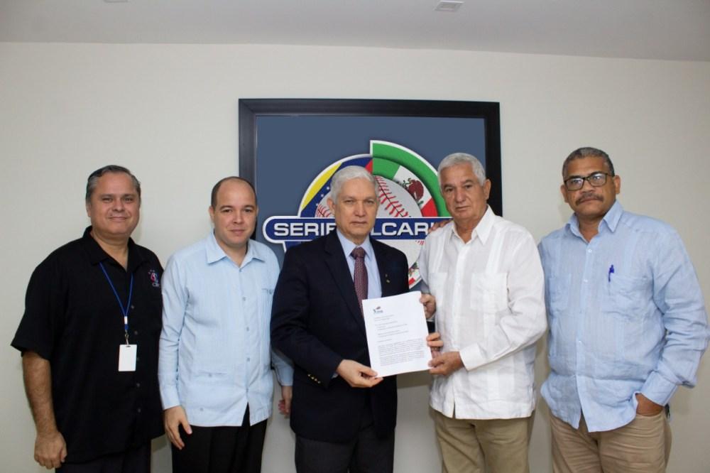 Foto CBPC recibe solicitud de Cuba
