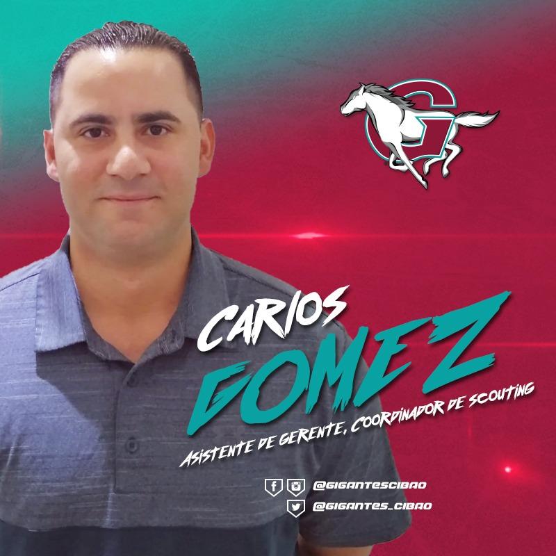 Carlos Gómez GC